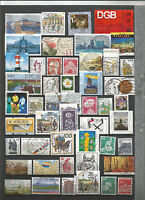 Deutschland Briefmarken Stamps Lot Sellos Timbres