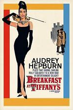 Breakfast at Tiffany's : One Sheet - Maxi Poster 61cm x 91.5cm (new & sealed)