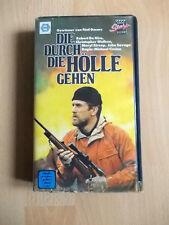 Die Durch Die Hölle Gehen - Robert De Niro *VHS*