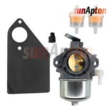 Carburetor for Briggs & Stratton Mower 497164 497844 499029 690115 690111 690117