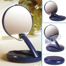 Floxite 15X Magnification Lighted Adjustable Compact Vanity Travel Makeup Mirror