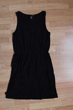 Robe débardeur sans manches noir H&M taille S