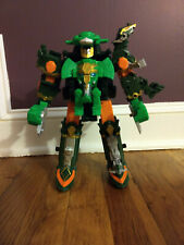 Power Rangers Ninja Steel Rumble Tusk Megazord
