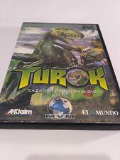 Turok Cazador de Dinosaurios Pc Dvd Rom Acclaim FX Interactive