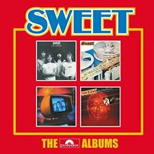 Sweet - The Polydor Albums (NEW 4CD)