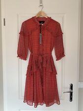 STEFFEN SCHRAUT Kleid Bund Rot Gr 34 Neu Mit Etiketten