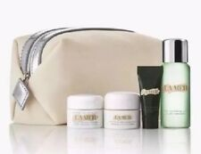 La Mer Crème de La Mer Lifting Eye Serum & More 4 Piece Gift Set Plus Bag ~NEW