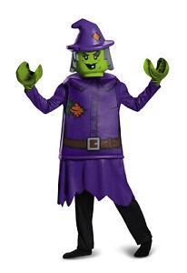 LEGO Hexe Deluxe S Gruselspaß auf allen Kostümfesten für Kinder(4-6 J.) Fasching