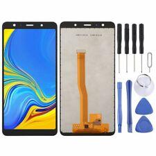 Para Samsung Galaxy a7 2018 a750f pantalla full LCD touch screen reparación negro