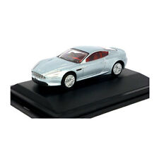 Oxford 213892 Aston Martin DB9 silber Maßstab 1:76 Modellauto NEU!°