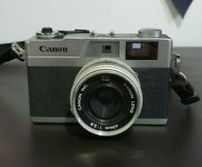 Canon Canonet 28 Vintage Camera Not Tested Great for Collectors
