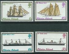 PITCAIRN ISLANDS - 1975 'SHIPS - MAIL BOATS' Set of 4 MNH SG157-60 [A4749]