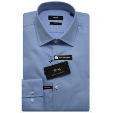 HUGO BOSS Hemd Business-Hemd Enzo Gr. 41  *NEU*  EXTRA LONG SLEEVE