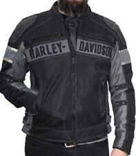 Harley-Davidson 3XLT MECCA Mesh Reflective Functional Jacket w Liner 98295-17VT