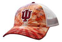 Indiana Hoosiers The Game Brilliant NCAA Meshback Adjustable Snapback Cap Hat