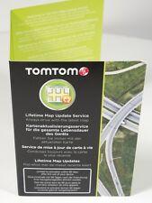 TomTom Lifetime Map Updateservice neuste Karten für alle TomTom Geräte ab 2010