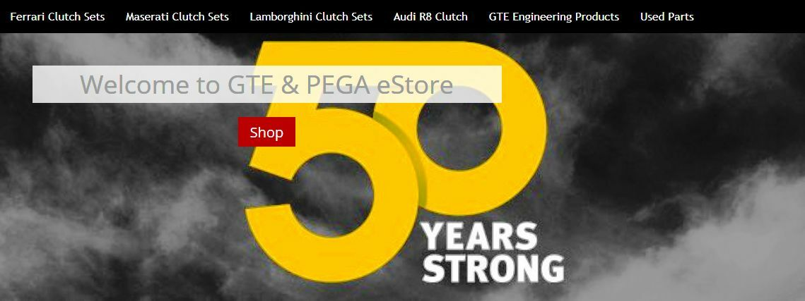 GTE Engineering LLC & PEGA Clutch