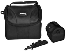 Black Small Padded Camera Case for Canon G16, G5 X, G9 X, G1 X, S120, SX720