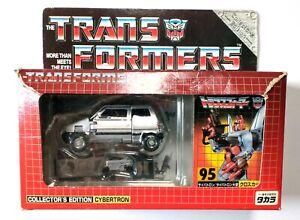 Transformers G1 Crosscut #95 Takara E-Hobby Exclusive 2003 MIB Diaclone Skids