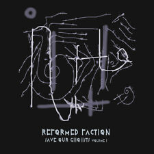 REFORMED FACTION Save Our Ghohsts Vol. 1 LP *CLEAR SiLVER* SEALED zoviet france