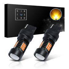 SiriusLED 7440/7440A 992 Bright Yellow LED Light Bulbs Turn Signal Front Rear 2x