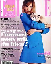 French ELLE 30th November 2012 DREE HEMINGWAY Rebecca Ayoko SOLANGE KNOWLES @NEW