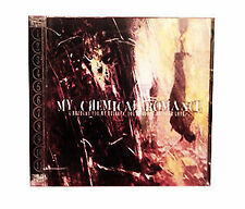MY CHEMICAL ROMANCE I Brought You My Bullets You Me Your Love cd Eyeball rare