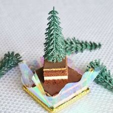Pack of 12 Pine Tree Pick Christmas Evergreen Tree Pick Cake or Cupcake Topper