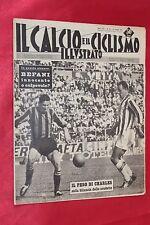 Rivista Sportiva IL CALCIO e il CICLISMO ILLUSTRATO Anno 1961 N°19 CHARLES