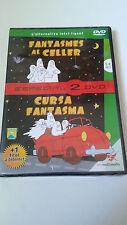 """DVD """"FANTASMES AL CELLER / CURSA FANTASMA"""" 2DVD PRECINTADO INCLUYE 20 EPISODIOS"""