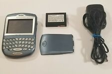 BlackBerry 7290 - Black (T-Mobile) Smartphone In Working Condition