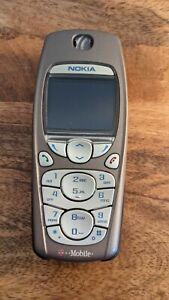 NOKIA Model 3595 Cell Phone Type NPM-10 Gray