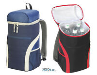 Cool Bag Insulated Backpack Cooler Camping Beach Picnic Festival Rucksack 19L