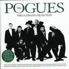 Pogues Ultimate collection (2005, CD2: live at the Brixton Academy) [2 CD]