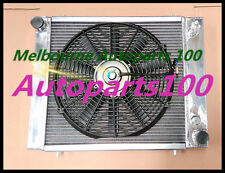 For Land Rover Defender radiator & fan Discovery Range Rover 200TDI 1989-1998