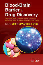 Blood-Brain Barrier in Drug Discovery: Optimizing Brain Exposure of CNS Drugs an
