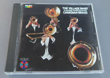 CANADIAN BRASS: The Village Band - Nostalgic Recollection CD