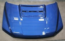 OEM 17-20 RAPTOR ONLY Factory Ford FORD PERFORMANCE BLUE Hood F150 New Take Off