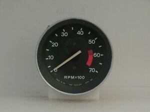 Tachometer 7000RPM 4 Cyl 12 Volt NOS Smiths Fits MG Midget 1493cc  RVC1414/01F