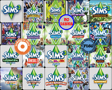 The Sims 3 Collection 20 in 1 Complete Expansion and Stuff Packs Origin
