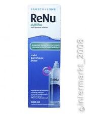 RENU MultiPlus Kontaktlinsen-Kombi-Pflegemittel 3 x 360ml