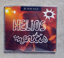 "CD AUDIO FR/ HELIOS MORTIS ""JE SUIS SALE"" CD MAXI PROMO 1993 BARCLAY 861 787-2"