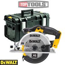 Dewalt DCS391N 18v XR Li-ion 165mm segatrice a disco corpo con DS300 Kitbox