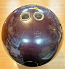 BRUNSWICK QUANTUM BIAS BLACK BOWLING BALL 15LB. RH - 1 DRILL