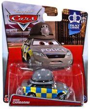 Disney Pixar Cars Siren Carbarini Car vehicle Diecast Palace Chaos Police
