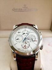 Jeager Le Coultre Master Grande Reveil Steel with Original Box and Certificate