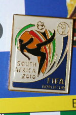 SOUTH AFRICA 2010 - FIFA SOCCER WORLD CUP LAPEL PIN BADGE .. NEW