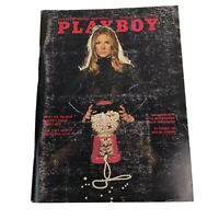 Vintage Playboy Magazine Issue November 1972