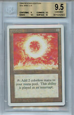 MTG Revised Sol Ring BGS 9.5 Gem Mint Card Magic WOTC 2922
