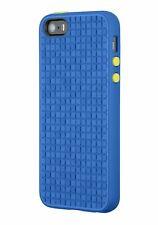 Speck Pixelskin HD Case iPhone 5 5s SE Cobalt Blue Lemongrass Yellow